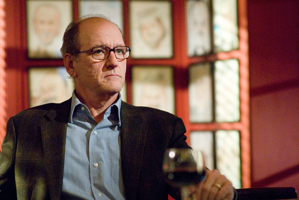 Richard Jenkins, O Visitante - The Visitor