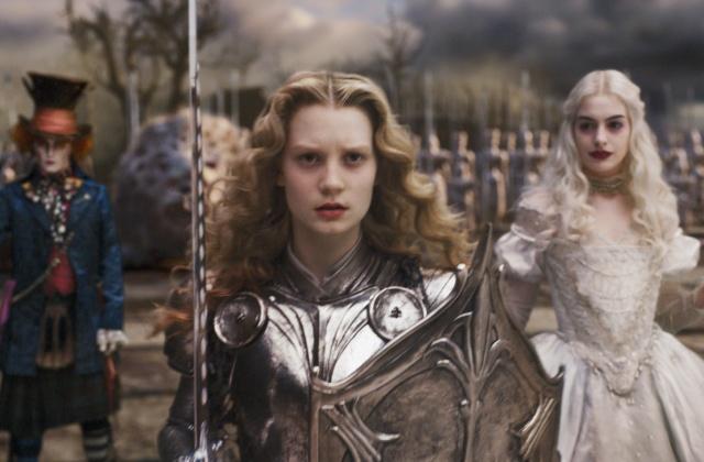 02. Alice no País das Maravilhas, de Tim Burton