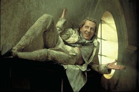 """Geoffrey Rush, em """"Contos Proibidos do Marquês de Sade"""""""