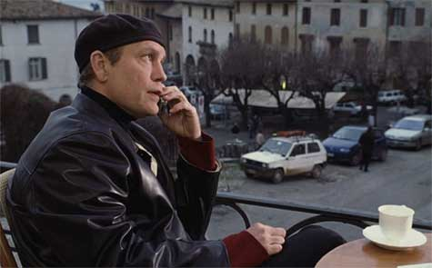 "John Malkovich, em ""O Retorno do Talentoso Ripley"""