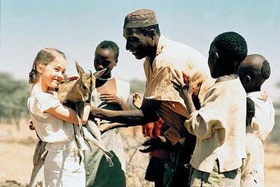 20. Lugar Nenhum na África, de Caroline Link (2001, Nirgendwo in Afrika)