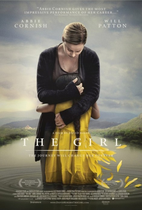 The Girl Poster