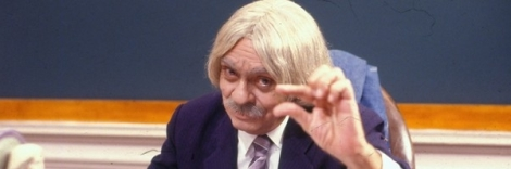 Chico Anysio como Professor Raimundo