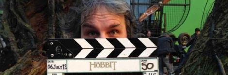 Peter Jackson, diretor de O Hobbit - Uma Jornada Inesperada