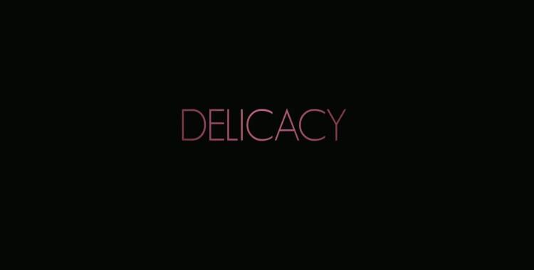 Delicacy Title
